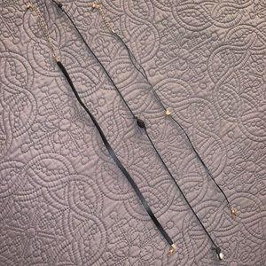 Set of three necklaces